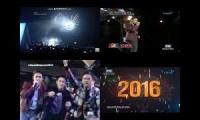 GMA 7 New Year Countdown Quadparison