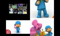 up to faster 834 parison pocoyo only
