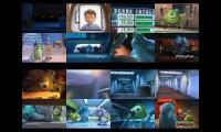 Monsters Inc Scenes 1-16