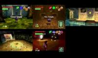 Ocarina of Time Dungeons