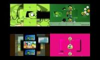 4 PBS kids scans played at the same time