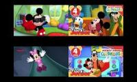 Thumbnail of disney clubhouse quadprision
