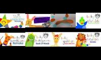 Baby Einstein All Remakes Played At Once
