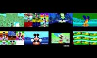 Too Many Mickey Mouse Clubhouse Theme Songs