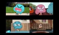 Thumbnail of Gumball in Quadparison