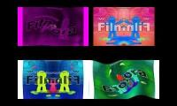 Thumbnail of Noggin And Nick Jr Logo Collection ( My Version ) In Quadparison 2