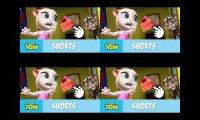Talking Tom Up  to faster 4 parison