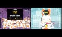 Thumbnail of Raving Rabbids TV Party Double Scores