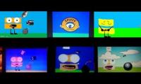 A Blooper of Logos in Klasky Csupo logo Part 5 6 parison