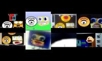A Blooper of Logos in Klasky Csupo logo Part 7 8 Parison