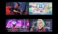Thumbnail of We Are Number One Quadparison 1