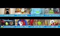 All First 8 Om Nom Stories Episodes Played at Once