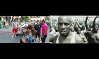 Thumbnail of DMX and Disneyland fight