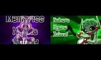 Membriss And Rabero Duet (Hypno Island)