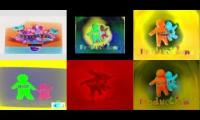 6 Noggin And Nick Jr Logo Collections in G Majors