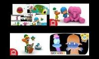 up to faster 107 parison to pocoyo