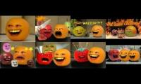 Annoying Orange Every Apple Screaming