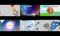 Some BFB Intros Played at Once