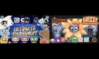 Thumbnail of cartoon network ultimate table tennis theme comparison