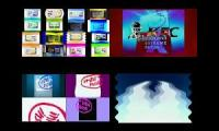 All Intel Logo History Effects Played At Once 22parison
