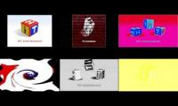 6 HIT Entertainment Logo Collections