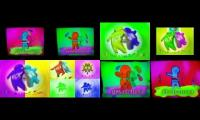 12 Noggin And Nick Jr Logo Collections