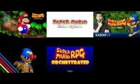 Thumbnail of Super Mario RPG - Beware The Forest Mushrooms Mega Mashup (12 Songs) (Left Speaker)