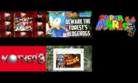 Thumbnail of Super Mario RPG - Beware The Forest Mushrooms Mega Mashup (12 Songs) (Right Speaker)