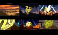 Thumbnail of 6 20th Century Fox Logos (All maniest!)