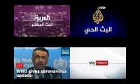 Thumbnail of CORONA VIRUS ALL IMPORTANT NEWS TV CHANNELS