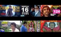 Thumbnail of Rajinikanth mashup creation videos