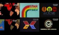 Thumbnail of Multi-Logo: Commonwealth & NTA Logos Fight While Other Logos Watch... (For Lego my eggo)