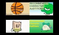 (REUPLOAD) BFDI Auditions 4