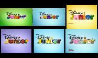all disney jr bumpers in order (real) + mouk