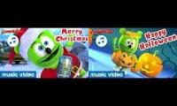 2 gummy bears CHRISTMAS SPECIAL Or Halloween Special