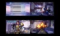 Thumbnail of Overwatch Fourplay Friday w/ Crew!