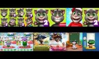 Thumbnail of My Talking Tom My Talking Tom 2 Played at Once