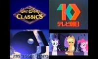 PBS Home Video、Walt Disney Classics、Tv Asahi Closing、My Little Pony Opening