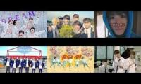 6 ASTRO SONGS AT THE SAME TIME