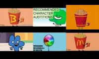 bfdi auditions 5 other versions 20-100