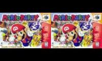 Mario Party 1 OST - Play A Mini-Game But Its Loud