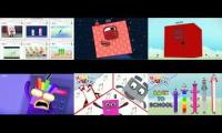 numberblocks annoying goose