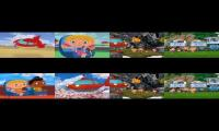 Thumbnail of 8 Little Einsteins Episodes played at once (This Was A Mistake)